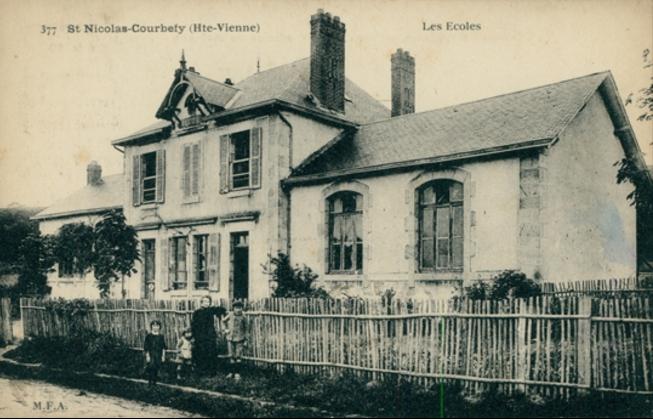 Ecoles St-Nicolas Courbefy