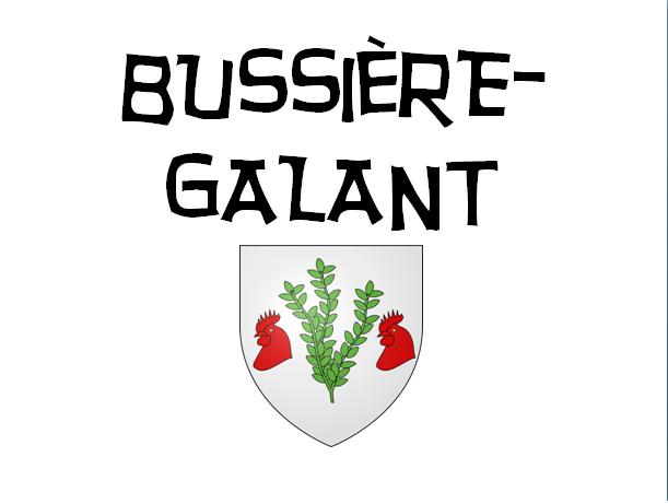 Bussière-Galant