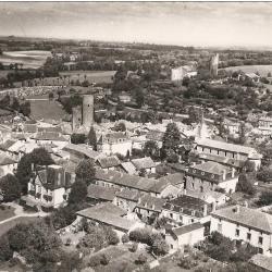 52. vue aérienne 1953