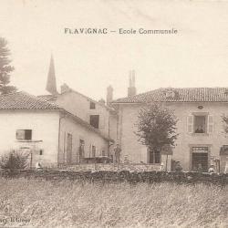 Ecoles de Flavignac