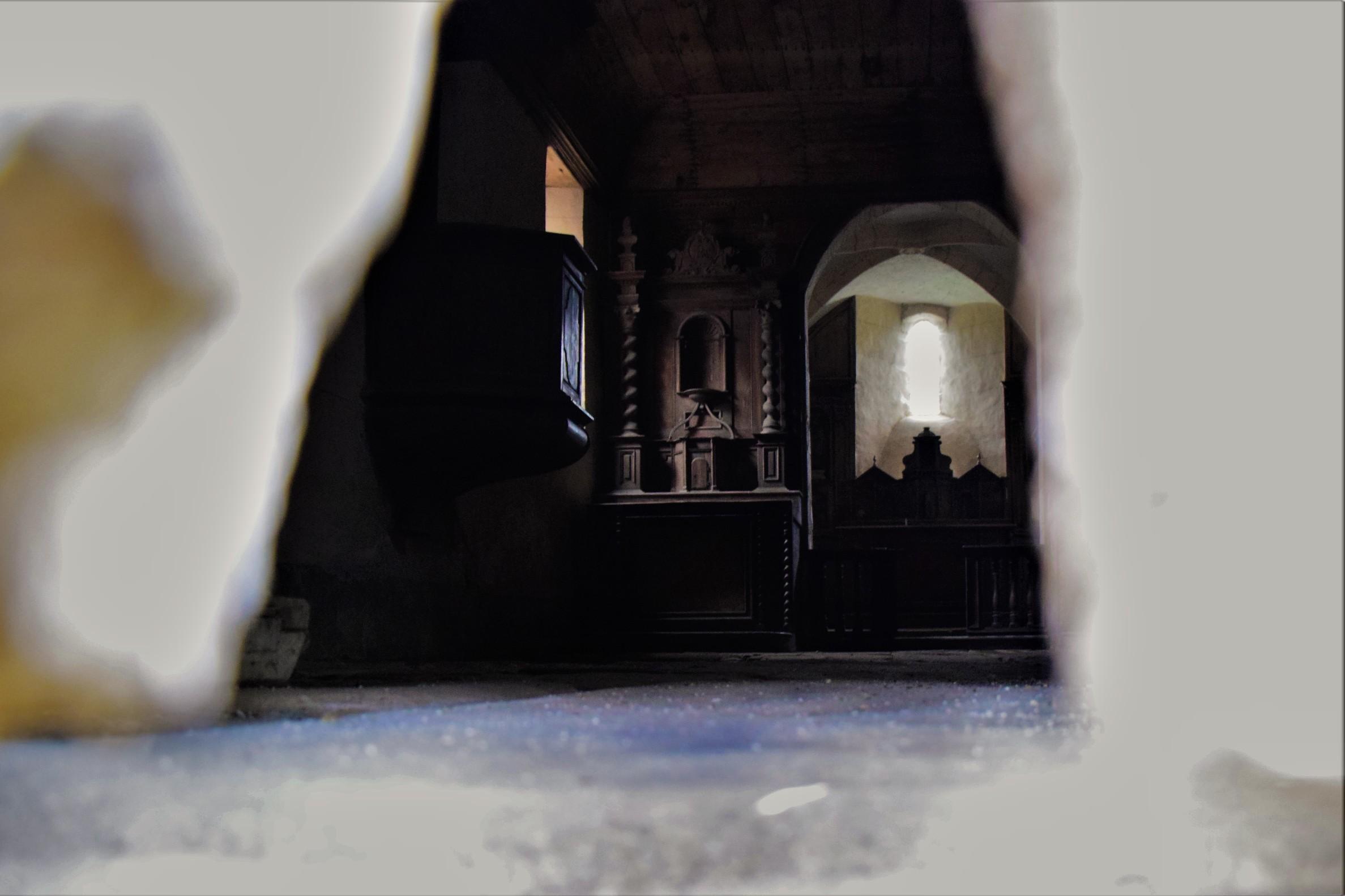 Eglise de Texon - Flavignac