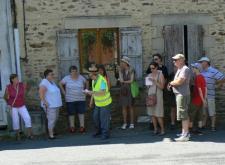 Visite de ville contée par nos bénévoles