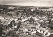 vue aérienne 1953