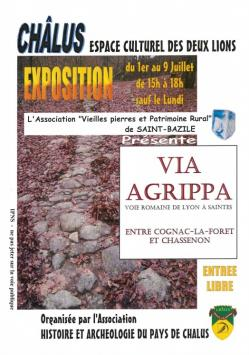 Affiche Expo Via Agrippa