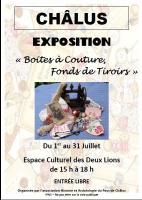 Affiche expo juillet 2016