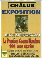 Affiche centenaire ww1 2014