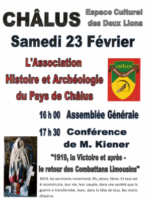 Affiche conference 23 02 19