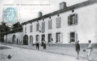 Caserne de la gendarmerie chalus