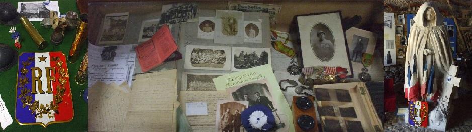 Centenaire 14 - 18 Exposition Châlus