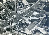 Chalus vue aerienne quartier du pont avril18 07