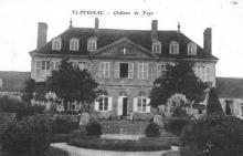 Chateau de faye