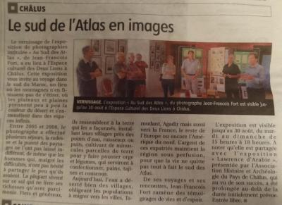 Art. Le Populaire du 18/08/2015