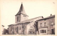 Eglise de champagnac la riviere