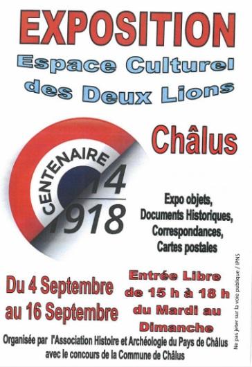 Expo centenaire