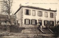 Hotel de ville Champsac