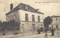 L ancien hotel de ville de chalus