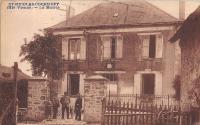 Mairie de st nicolas courbefy