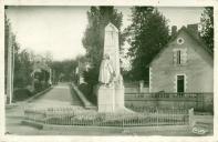 Monument aux morts chalus
