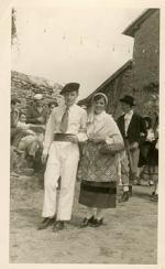 Pierre desproges à Chalus le 26 sept 1958