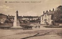 Place cardailhac monument aux morts