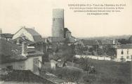 Tour du chateau du fort